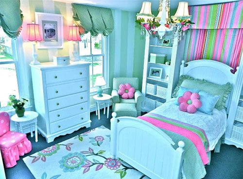 44 Pink And Blue Room Ideas