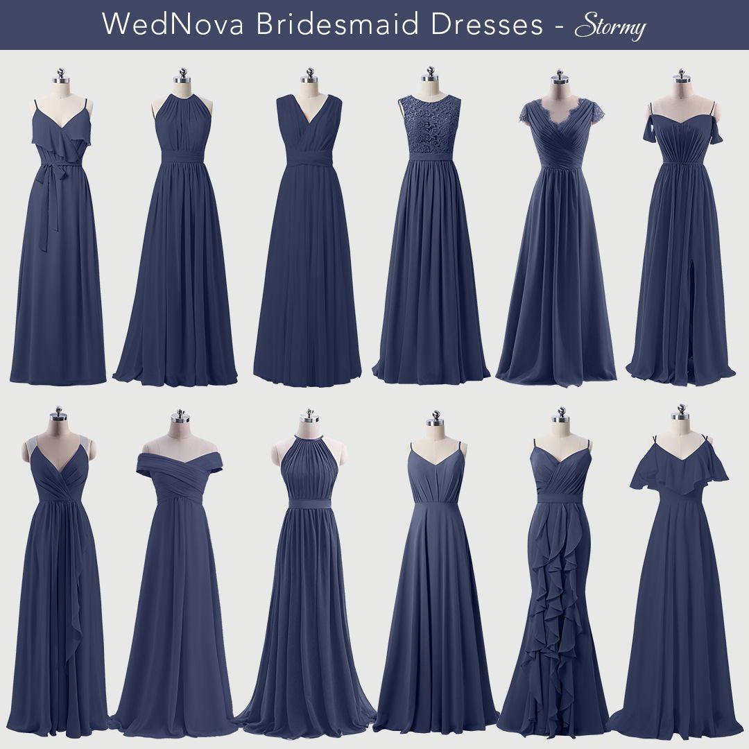 Wednova Stormy Bridesmaid Dresses Starting At 64 Size 2 30 And 100 Styles Stormy Bridesmaid Dresses Fancy Dresses Party Designer Wedding Dresses [ 1080 x 1080 Pixel ]