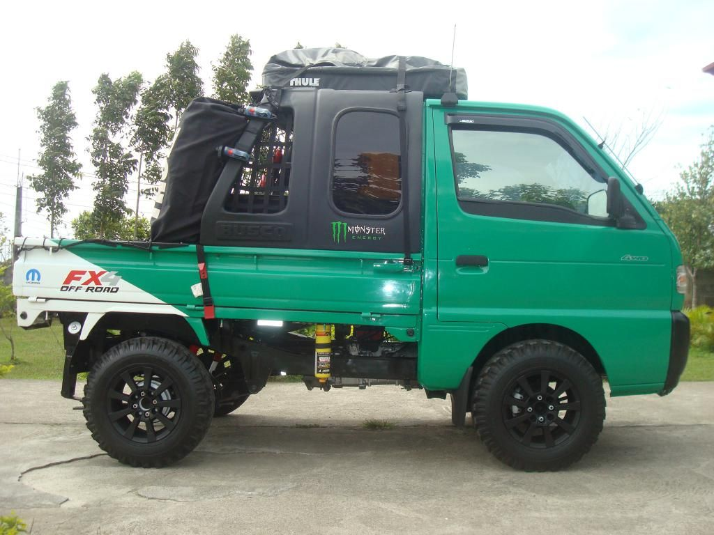 Canter truck sale double cabin 4wd japan import jpn car - Suzuki Kei