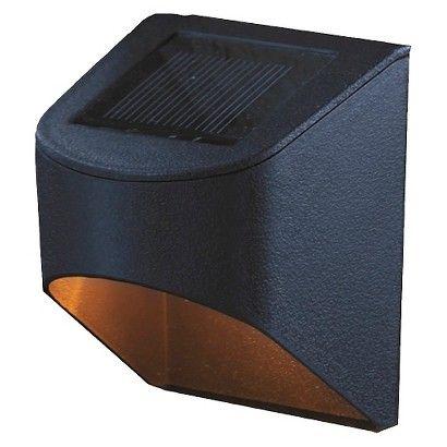 Threshold decklight 2ct black downcast