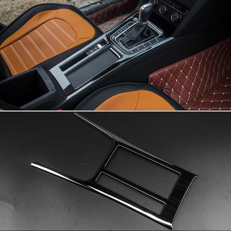 Stainless Steel Mass Chrome Trim Gear Cover Car Accessories For Vw Volkswagen Passat B8 Sedan Variant Alltrack Vw Volkswagen Car Accessories Volkswagen Passat