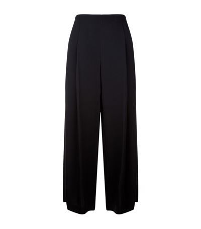 THEORY Zavabell Wide Leg Culottes. #theory #cloth #