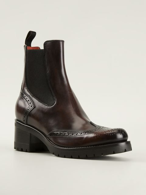 e174cbd1162f2e Santoni Ankle Boots - - Farfetch.com