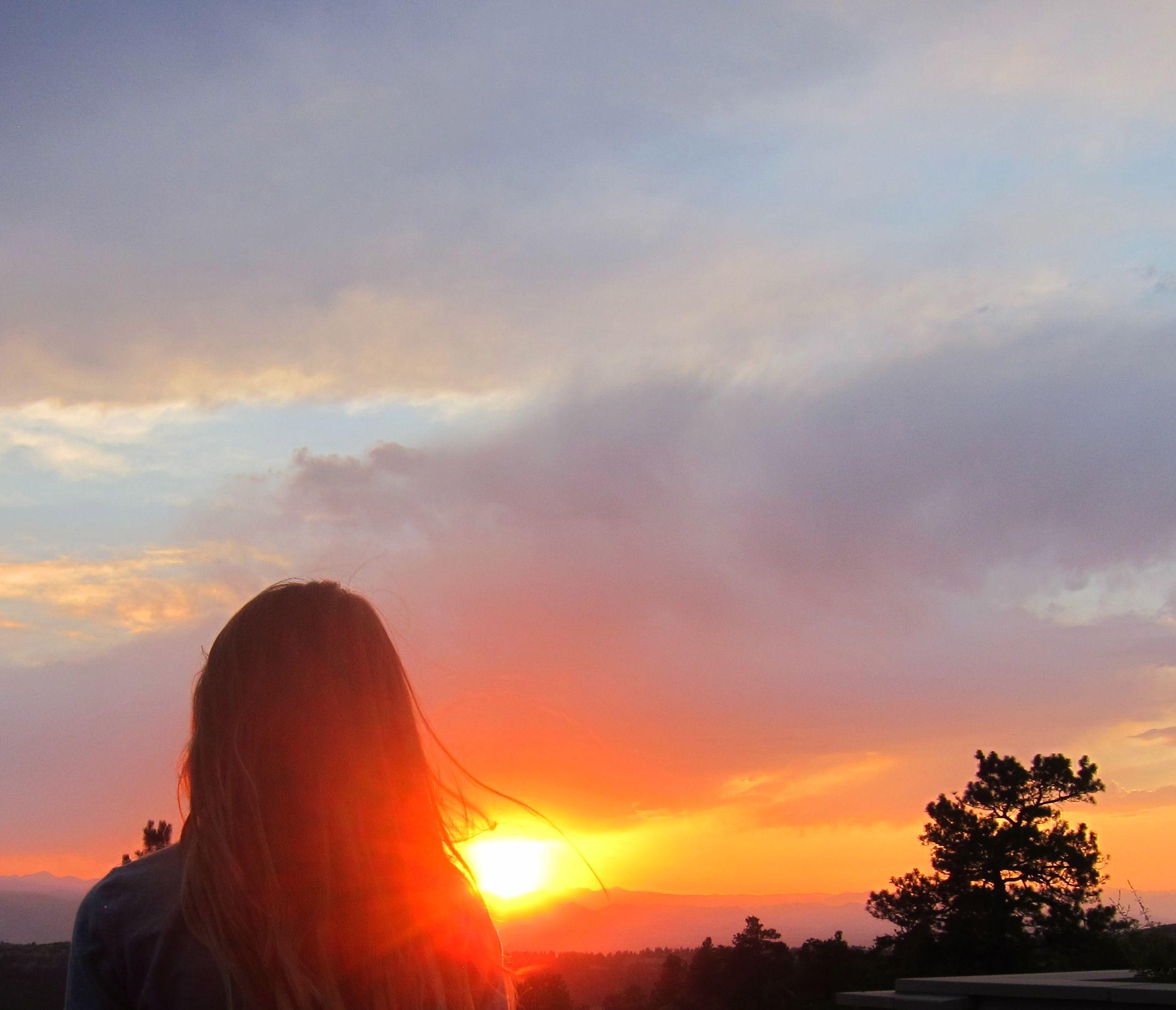 summersunset <3 colorado