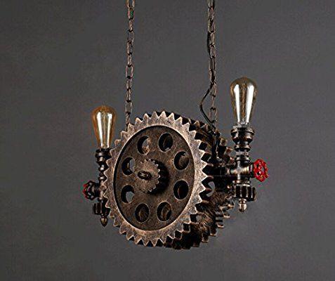 Lampadari Industriali Europea Lampadario In Stile Creativo Lampade
