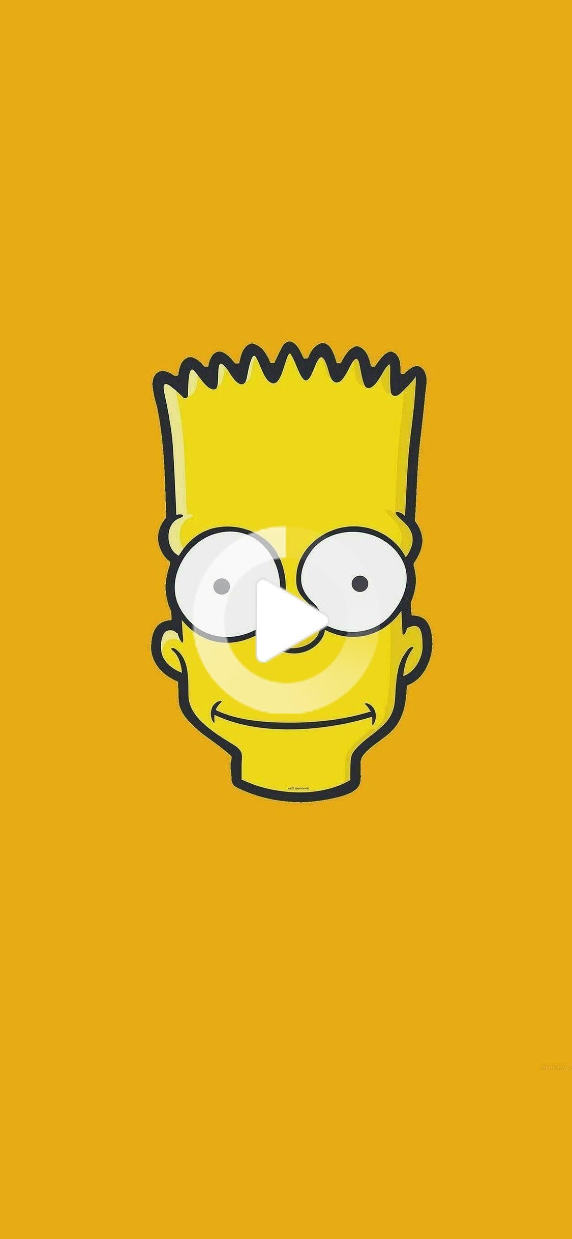 Bart Simpson Iphone Wallpapers Top Free Bart Simpson Throughout The Simpsons Wallpapers Iphone Simpson Wallpaper Iphone Iphone Wallpaper Simpson