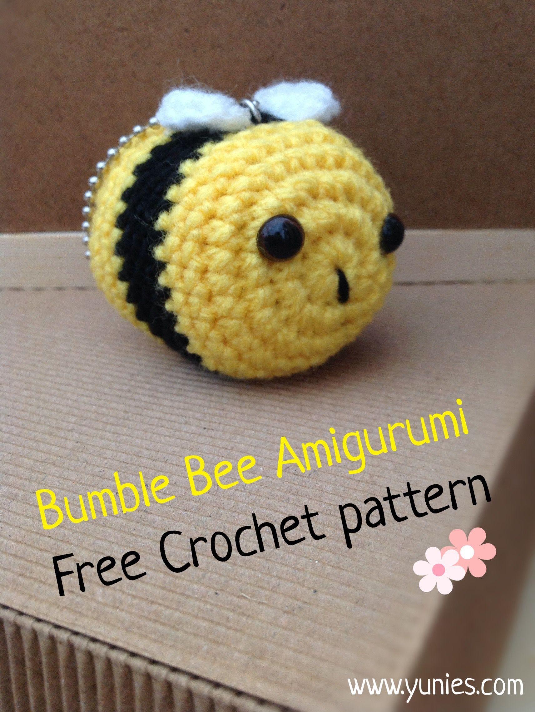 bumble bee amigurumi free crochet pattern | All about Crochet ...