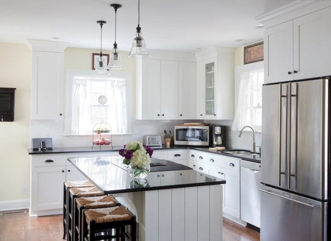 small l shaped white kitchens 170 with images modern white kitchen cabinets kitchen designs on l kitchen remodel id=55310