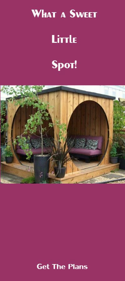 Pin De Felipe Leal En Woodwork Mobiliario Jardin Patio Y