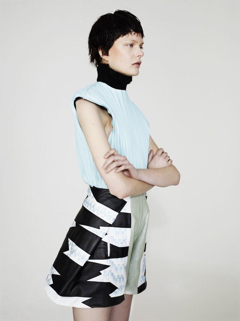 Martina Spetlova | Fall/Winter Collection 2013-14 | Best Outfit on Sbaam.com  http://sba.am/buh919ck88u