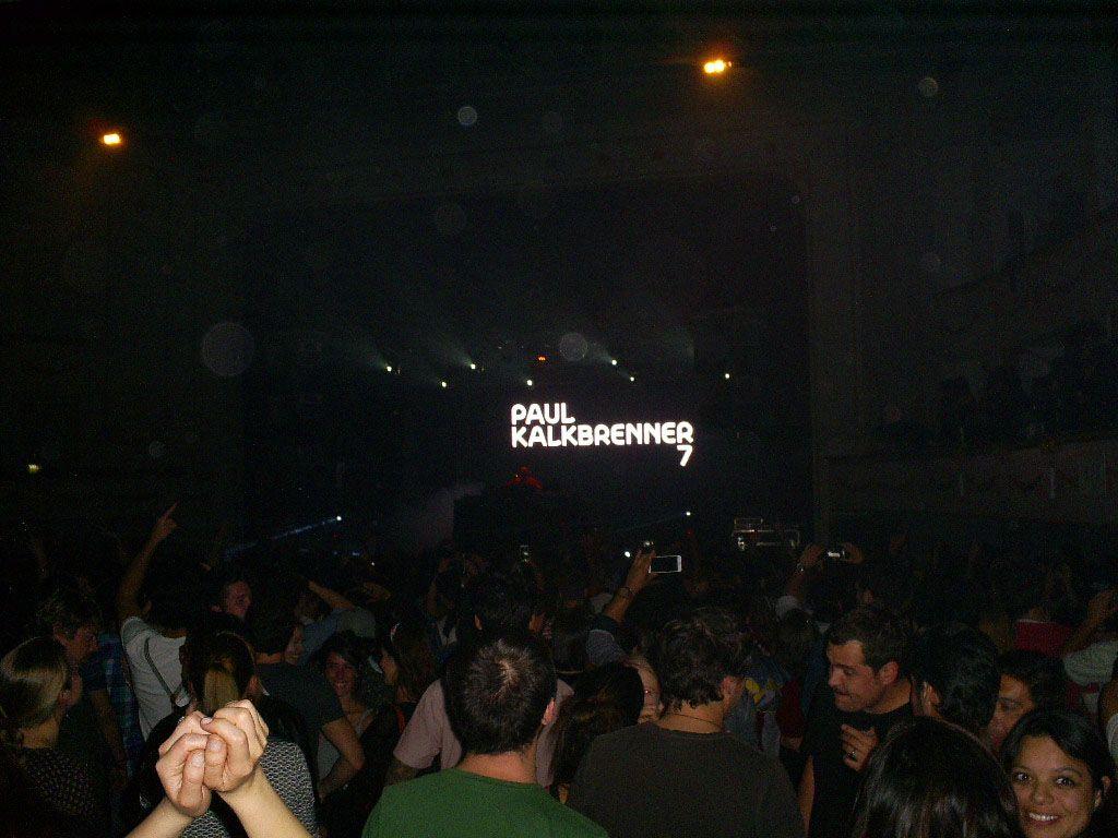 #heinekenlife: Macarena Club; Paul Kalkbrenner @ Teatro Cariola