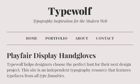 The 30 Best Free Google Fonts for 2015