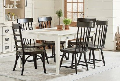 Magnolia Home White Keeping 96 Inch Dining Table By Joanna Gaines Room