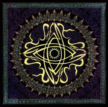 DeviantArt: More Like Mandala of Creation by TravisAitch