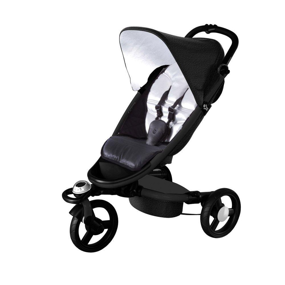 799 Zen Stroller, Dupont design. Folds up flat. Rain
