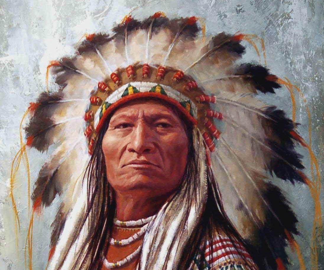 native american indians indian chief headdress war bonnet