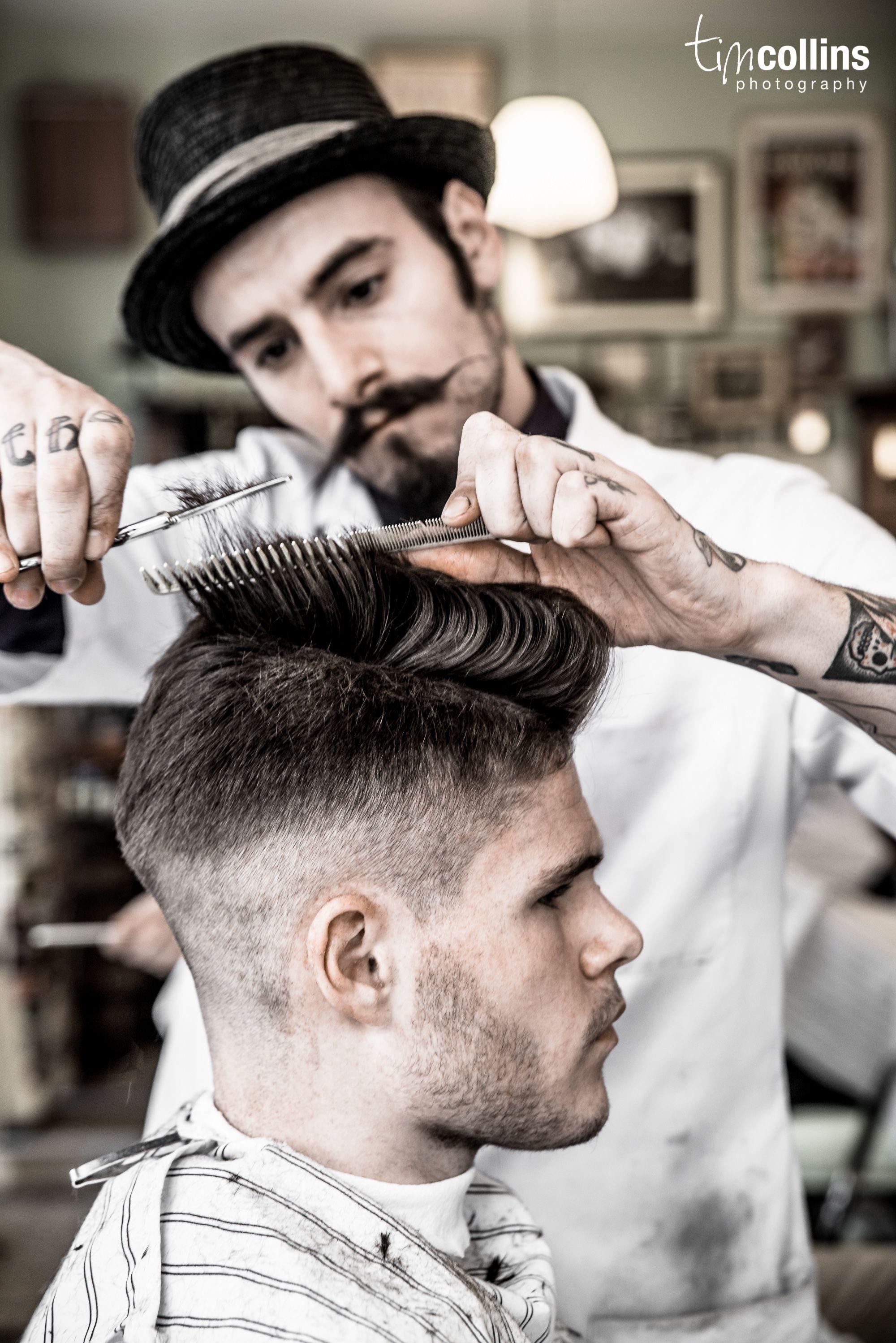 af60d6d9784b1 Schorem Barber Shop - Rotterdam by Tim Collins Photography | burst ...