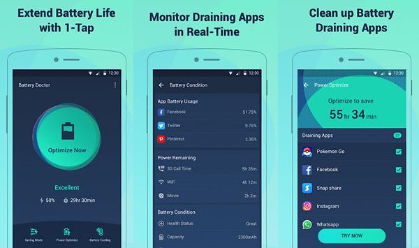 8 Apliksi Penghemat Baterai Terbaik Untuk Android Aplikasi Baterai Android
