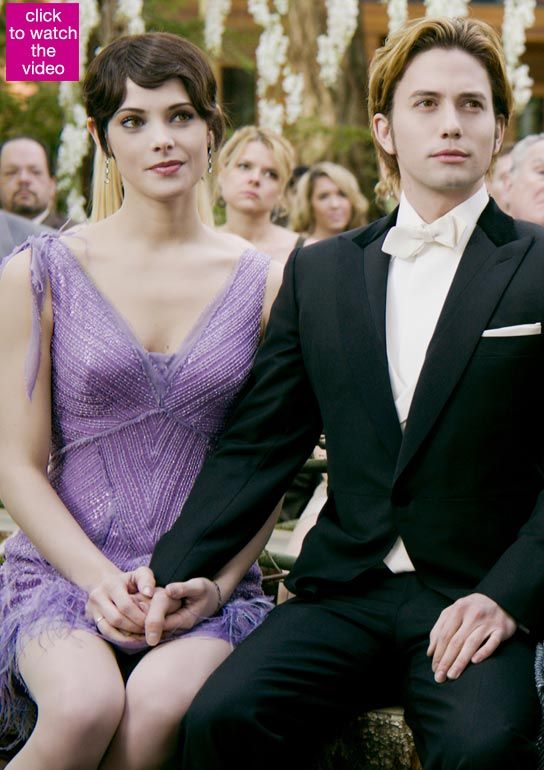 Jackson Rathbone: He Loves Alice Cullen's New 'Breaking Dawn