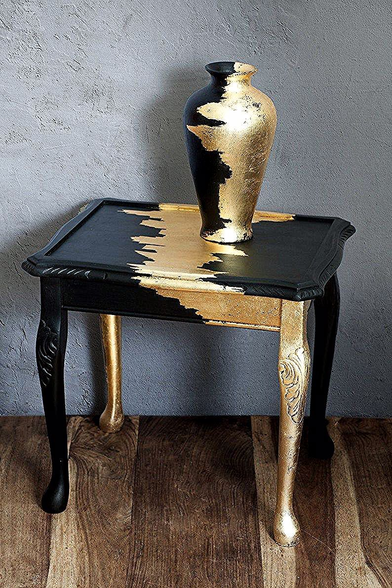 Coffee Table Furniture Vintage Table Furniture Gold Leaf Etsy Coffee Table Vintage Coffee Table Furniture Gold Leaf Furniture