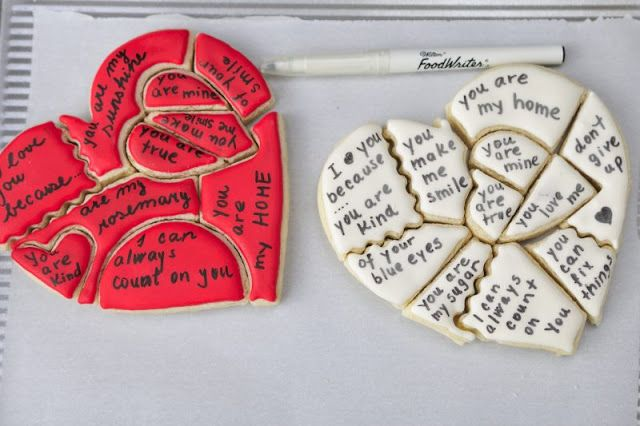 Pin On Valentines Day Baking