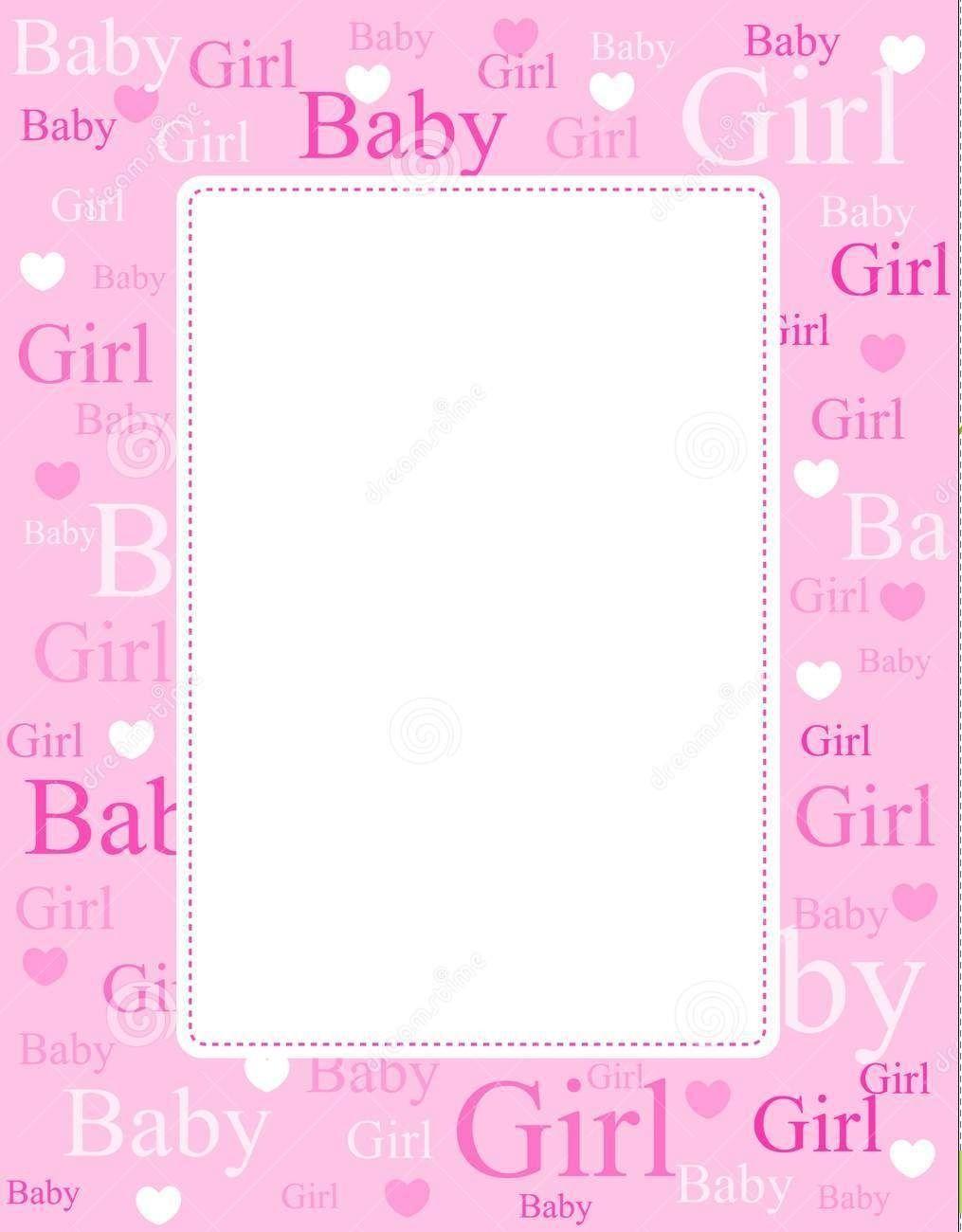 Get Baby Girl First Baby Shower Invitation Ideas Free Printable Baby Shower Invitations Printable Baby Shower Invitations Free Baby Shower Invitations