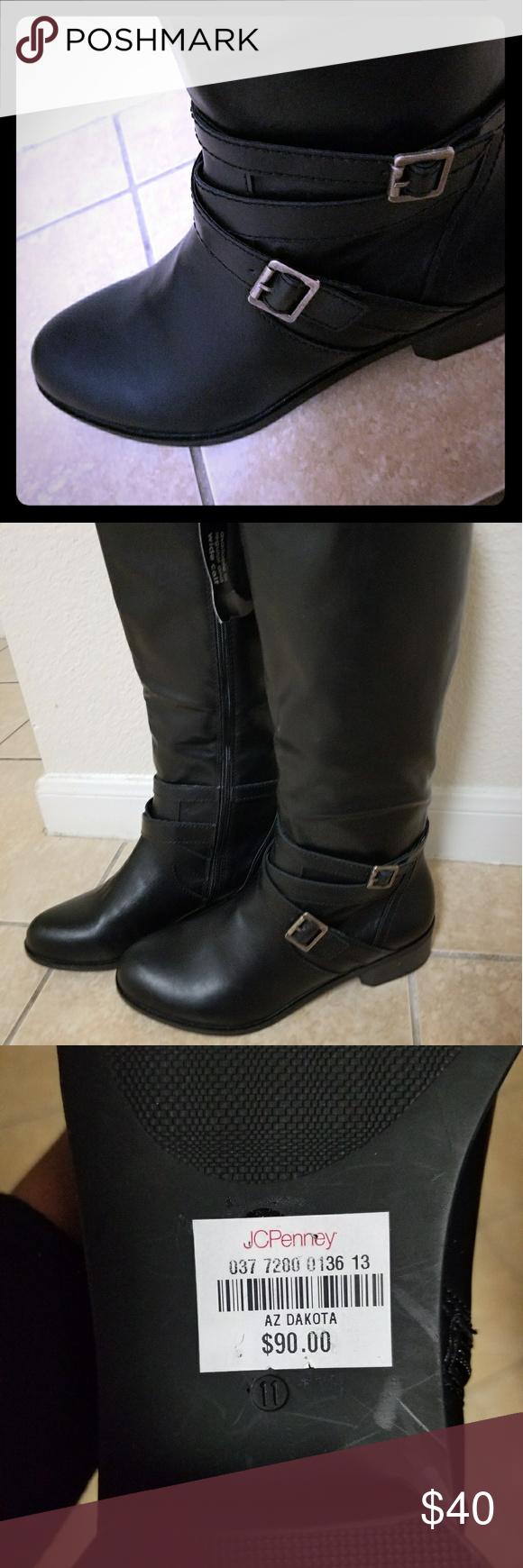 Women Boots size 11 wide calf | Boots