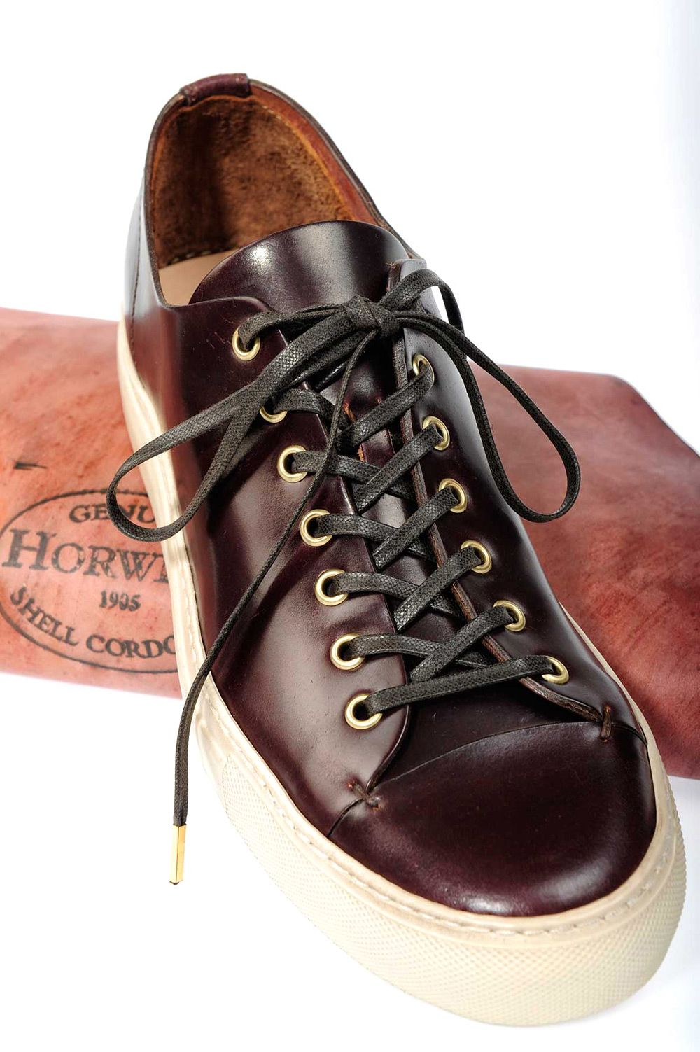 4b0ff8db18ea Buttero and 14oz Horween Leather Shoes • Selectism