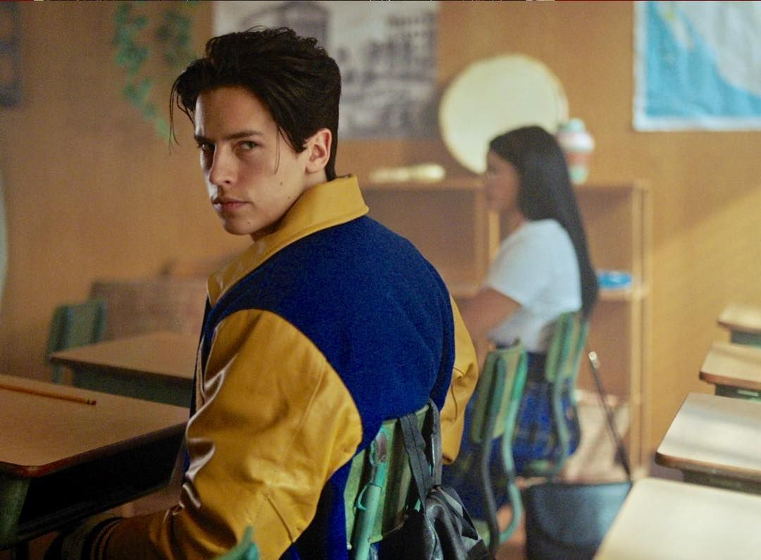 "Roberto Aguirre-Sacasa on Instagram: ""This Wednesday, we need to show up for #Riverdale and @colesprouse smoldering stares..."