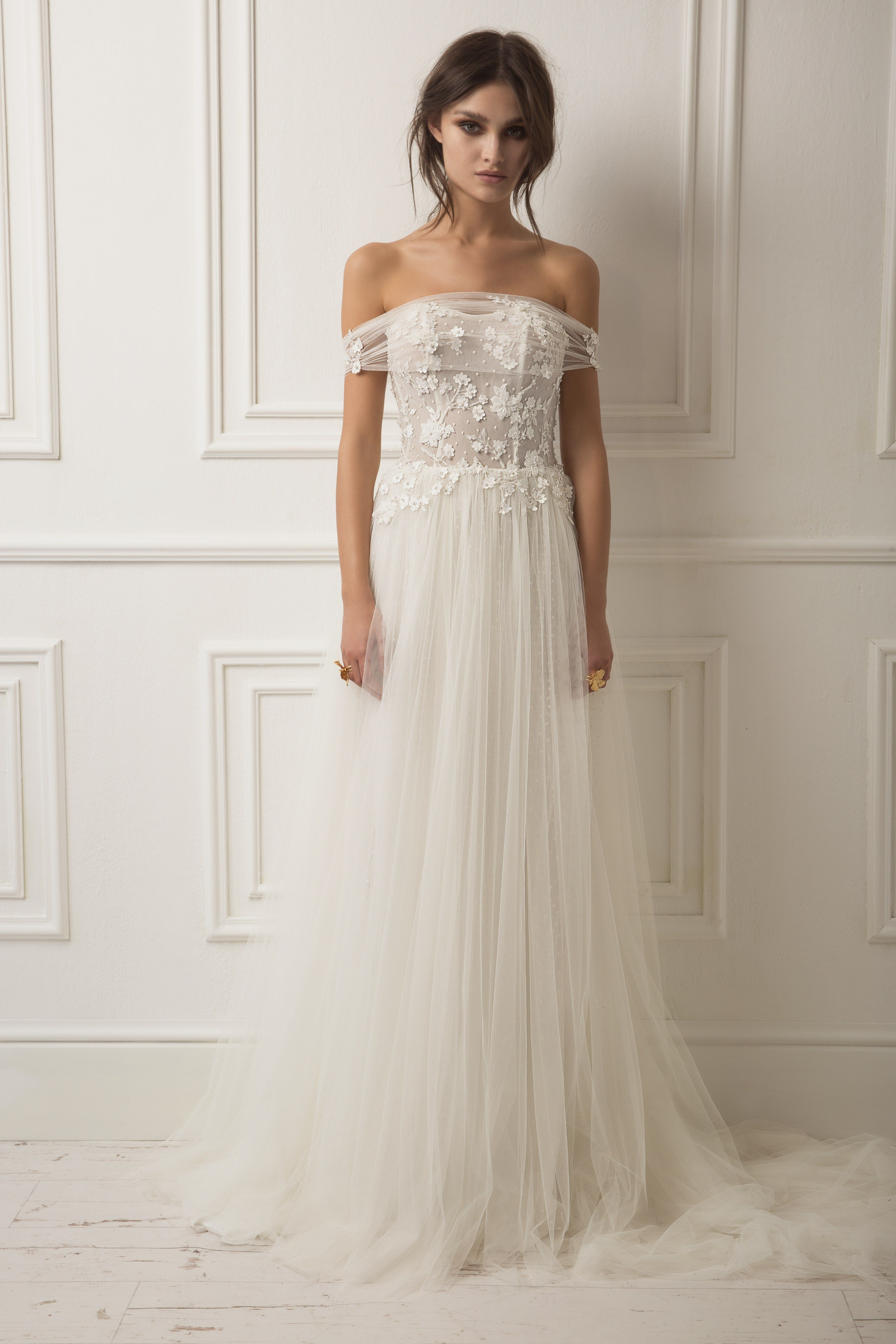 a0285702a21 Dreams by Lihi Hod Bridal   Wedding Dress Collection Spring 2019 ...