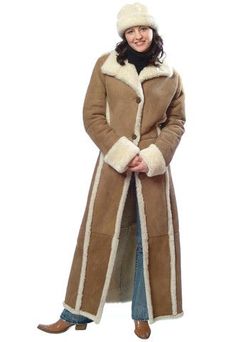 How-to-Choose-Sheepskin-Coats-for-Women.jpg (320×480) | shearling ...
