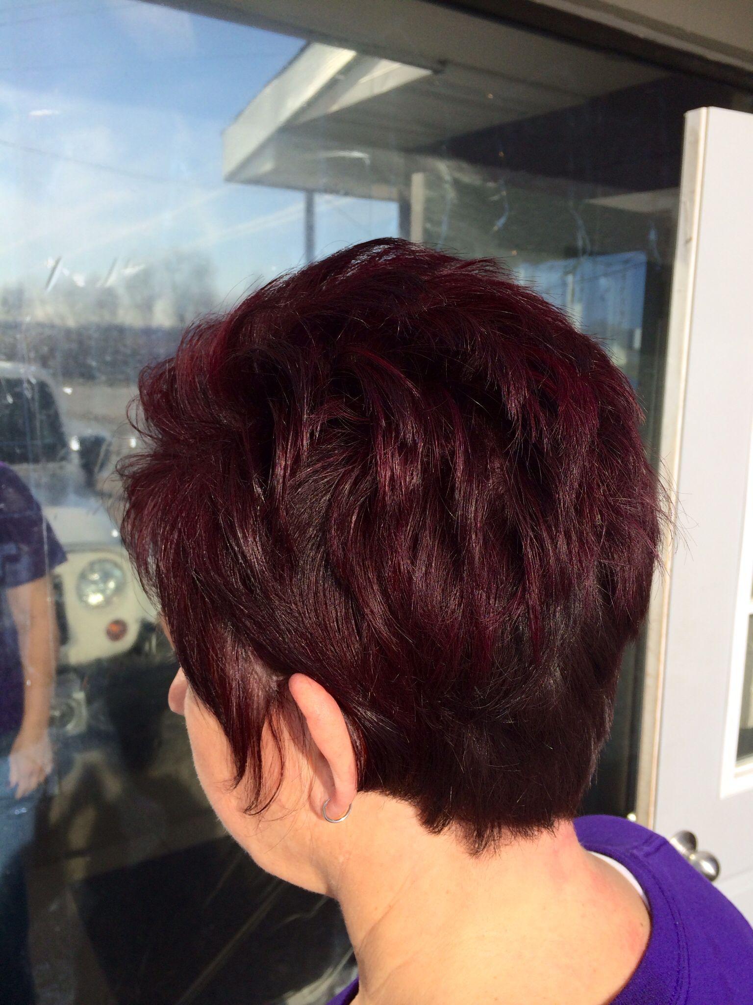 Kenra Red Hair Color Formula