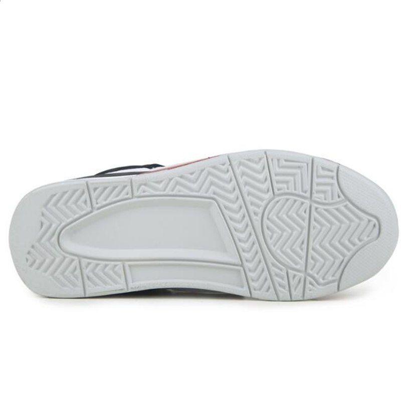 Meskie Buty Do Koszykowki Niskie Skorzane Buty Sportowe Damskie Poduszka Powietrzna Amortyzacja Trampki Dla Mezczyzn Buty Trening Slip On Sneaker Shoes Slip On
