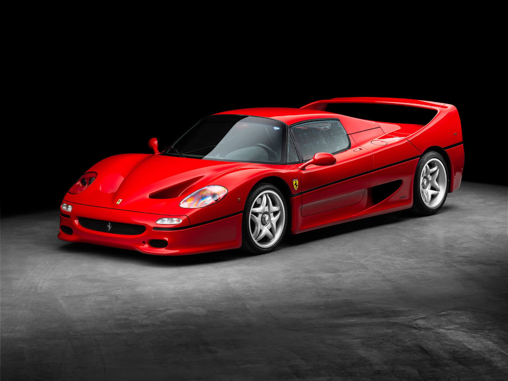 1995 Ferrari F50 Two Owners Ferrari Classiche Certified Fully Rebuilt By Ferrari Service Centre Autofficina Bonini Carlo Srl Classic D Coole Autos Autos