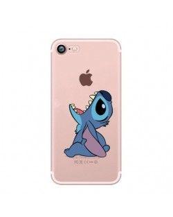 Funda Stitch Enfadado para iPhone