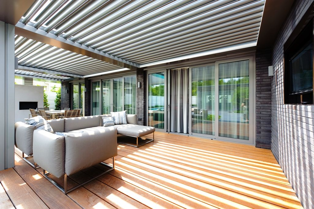 Outdoor Roof outdoor patio shutters - home design ideas and pictures