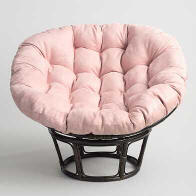 Papasan Chair Cushions Stool Frames World Market In 2020 Chair Cushions Papasan Chair Cushion Outdoor Lounge Chair Cushions