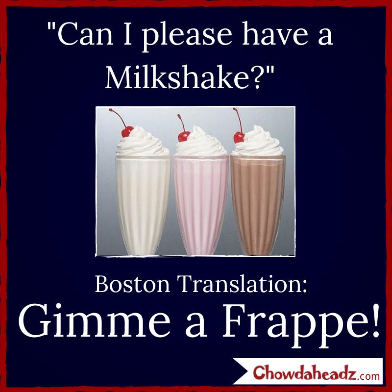 Frappe  http://www.chowdaheadz.com/