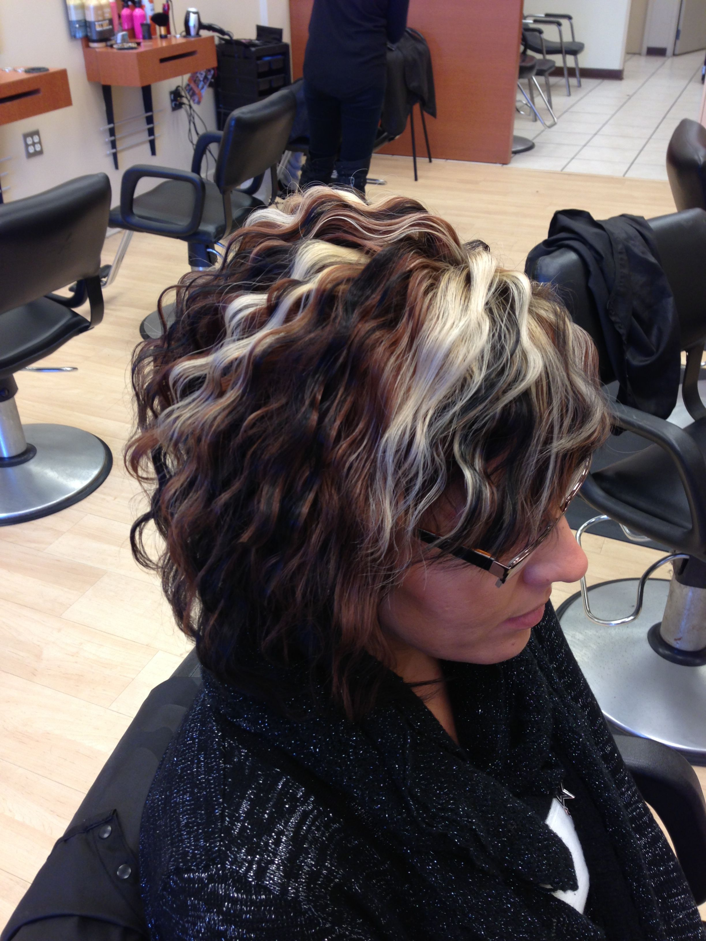 Three barrel waver hair by me styles colors cuts pinterest