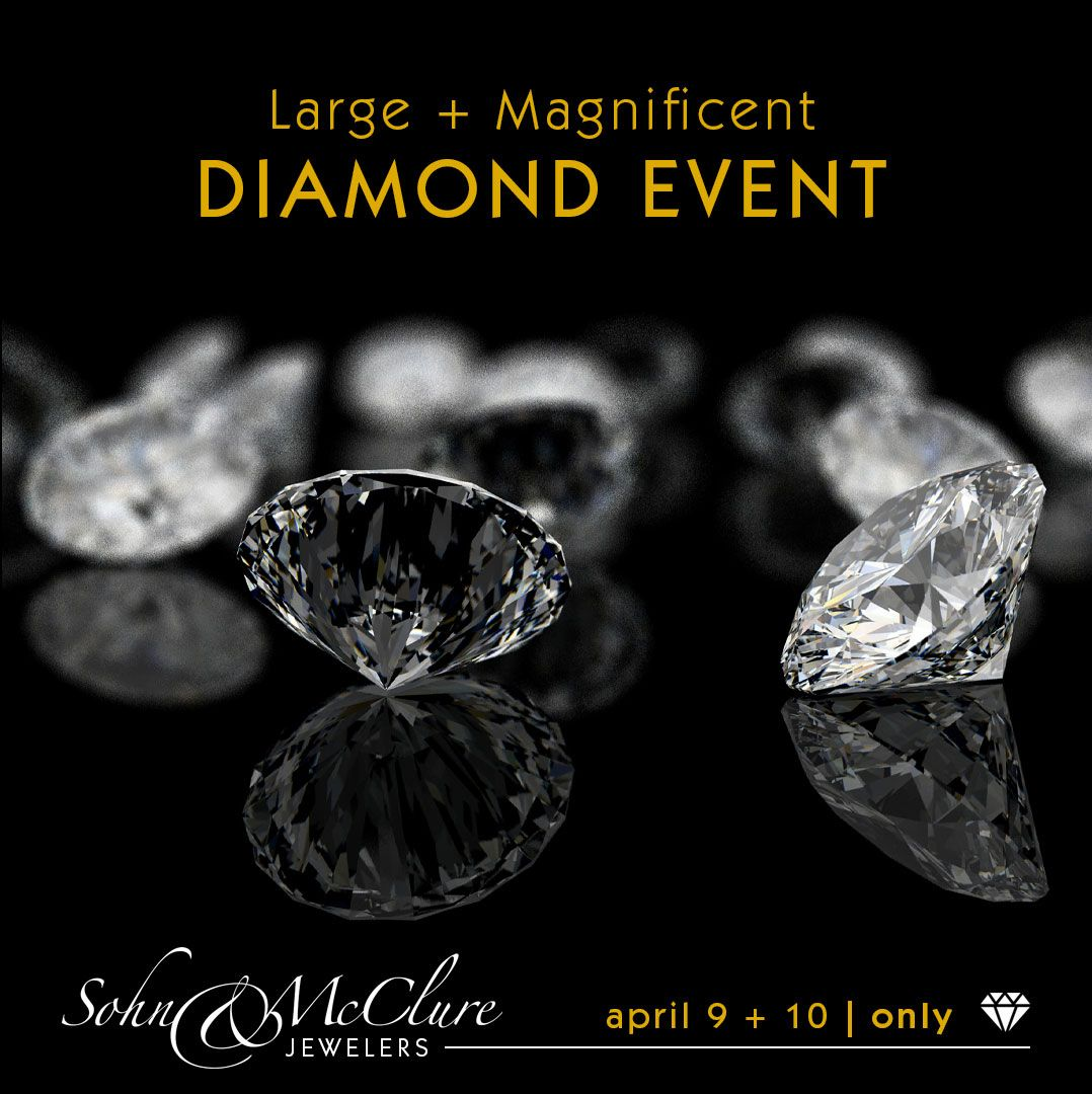 The Countdown To Our Annual Large Magnificent Diamond Sale Begins Save On Extraordinary Diamonds Loose And In Setting Diamond Sale Diamond Favorite Jewelry