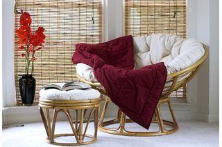 How To Make A Papasan Chair Base Hunker Papasan Chair Chair Cushions Chairs Repurposed