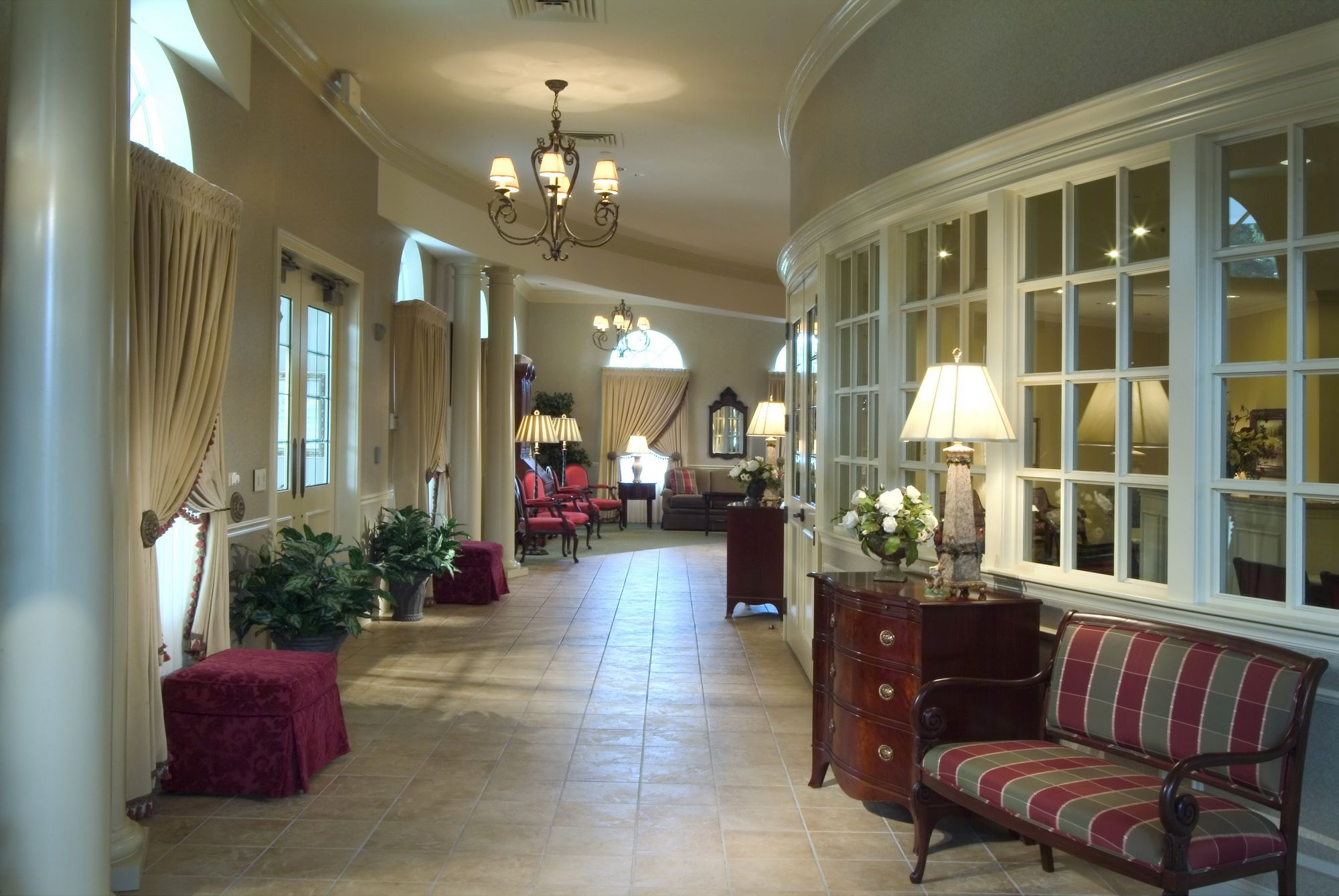 jst funeral home design | paquelet funeral home and arnold-lynch