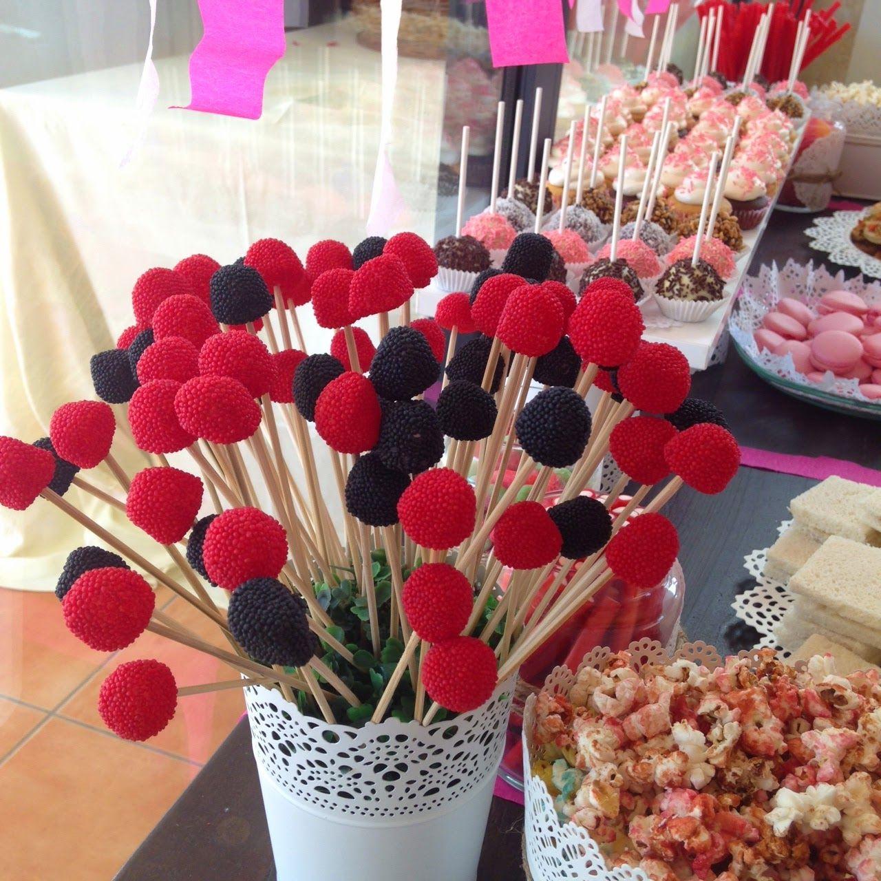 Amart palma mesa dulce salada de amart para la boda de - Mesa de dulces para boda ...