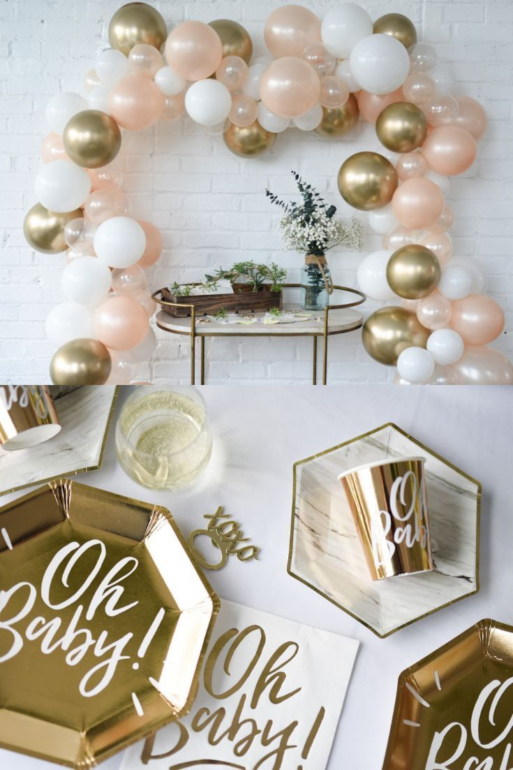 Rose Gold Baby Shower Themes Oh Baby Shower Plus Mint Baby Shower Roses Rose Gold Baby Shower Girl Shower Themes