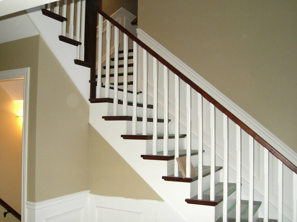 Best Beautiful Prefinished Stair Handrail Design Jpg 1024×768 400 x 300