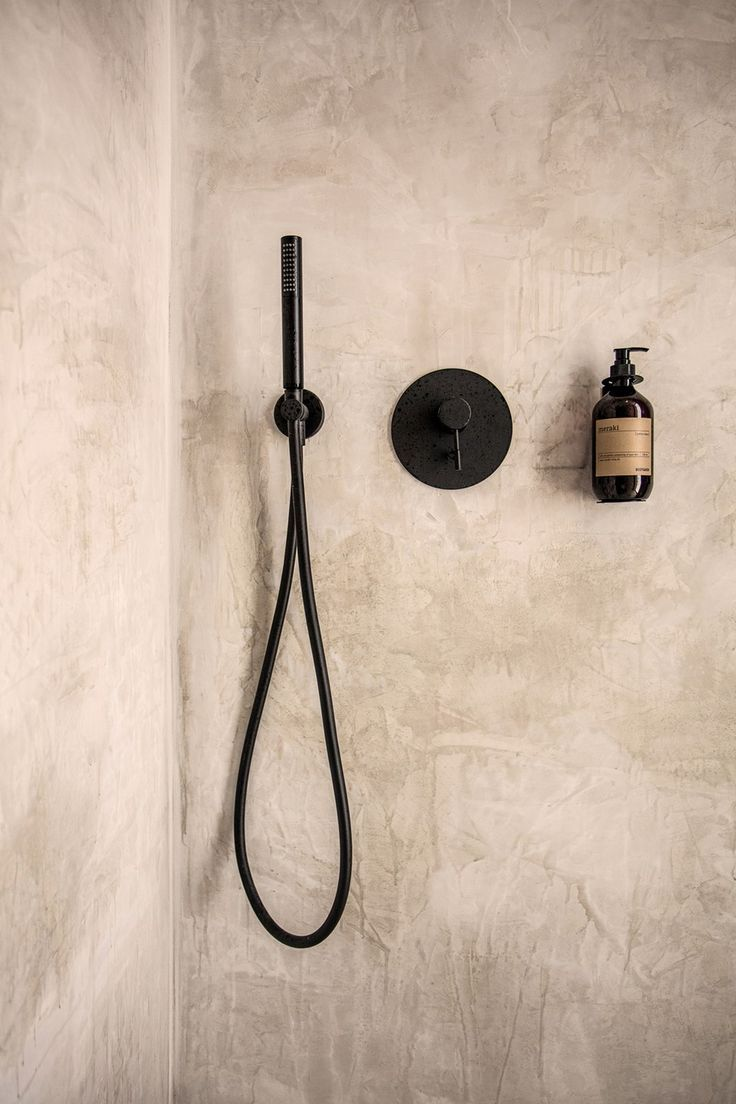 Photo of COCOON black bathroom taps inspiration bycocoon.com   black fittings and fittings … – Wall mounting pin