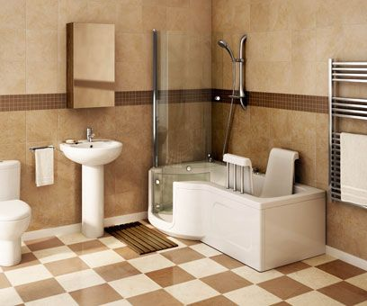 Paradise walk in shower and bath lift . concept 2 in 1 but not for ...