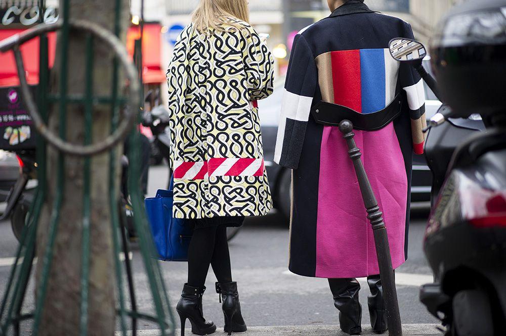 Paris Fashion Week Street Style #highsnobiety