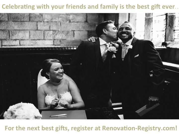 A Gift Registry To Fund Your Home Renovations Create Yours Today At