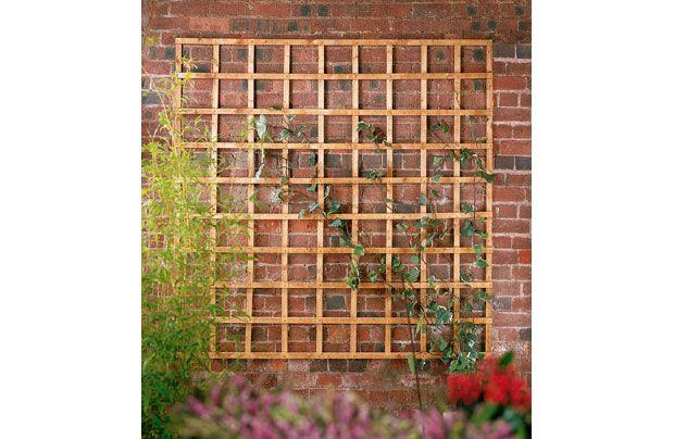 Homebase Trellis Fence Design Backyard Fences Farm Fence